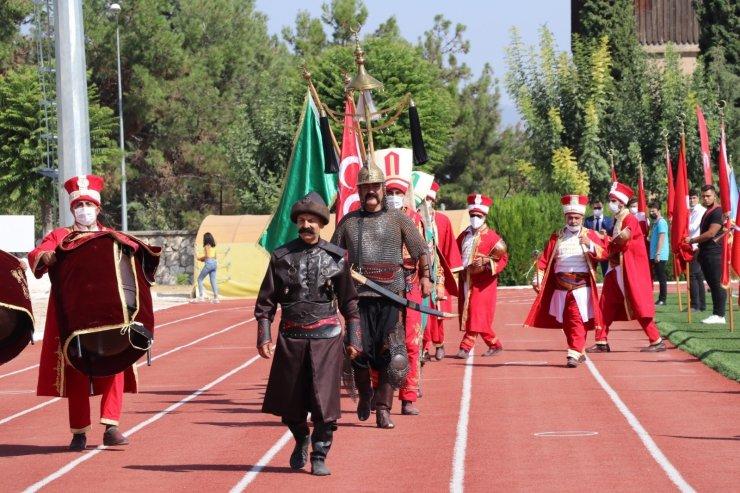 Burdur'da 30 Ağustos Kutlamaları Çelenk Sunma Töreni İle Başladı