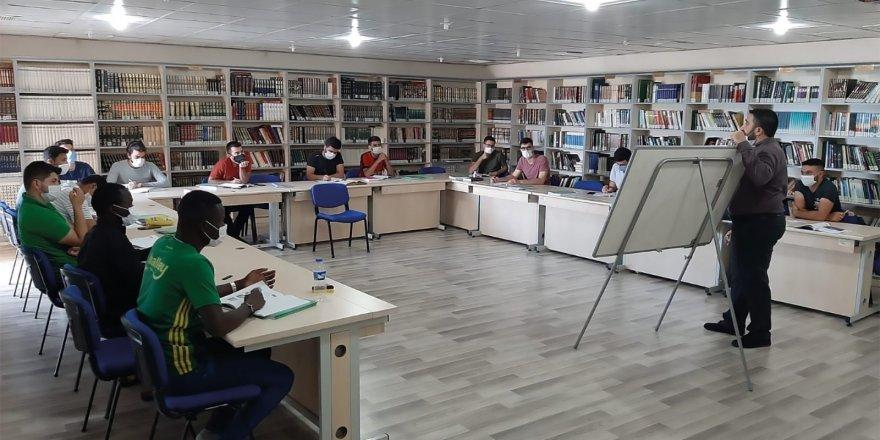 Türkiye Diyanet Vakfı burs programlarına başvurular başladı