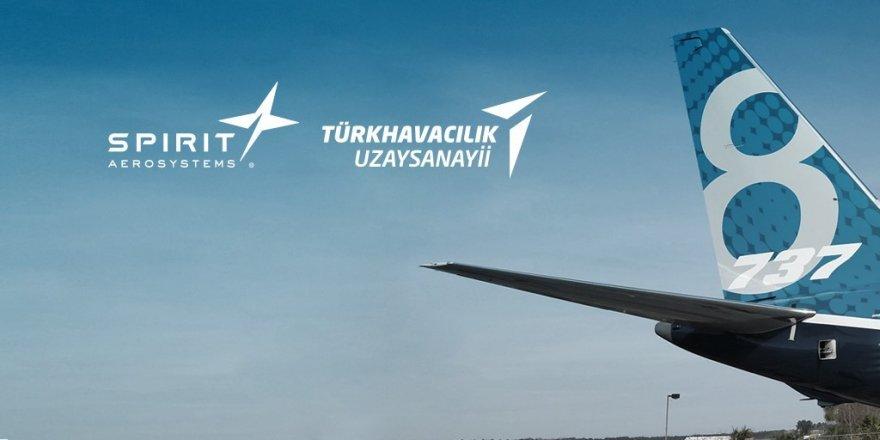 TUSAŞ ve Spırıt Aerosystems iki yeni iş birliğine daha imza attı