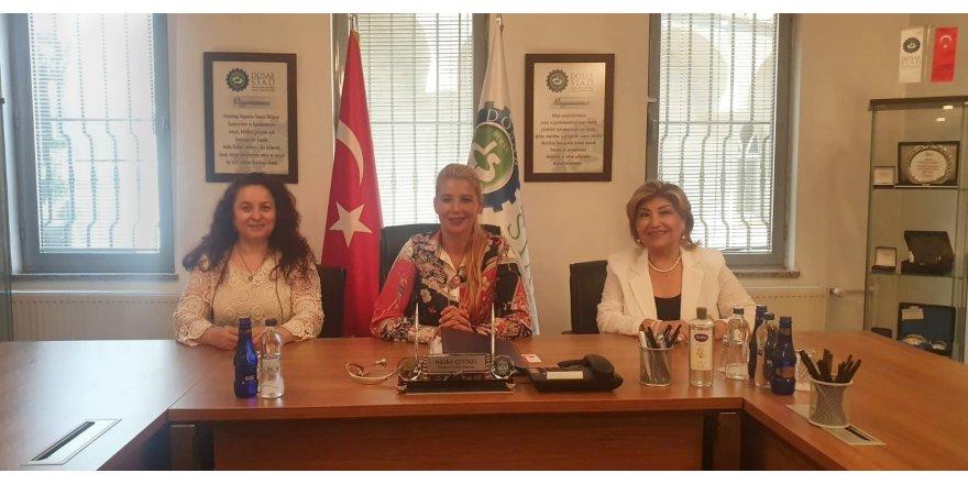 Türkiye-ABD ticaret trafiği DOSABSİAD ile artacak