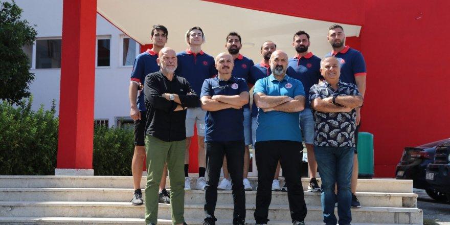 Antalyaspor Hentbol Takımına 6 yeni isim