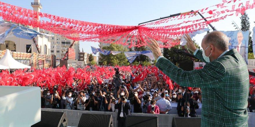 """Cumhurbaşkanı Erdoğan: """"Fahiş fiyat artışlarının önüne geçeceğiz"""""""