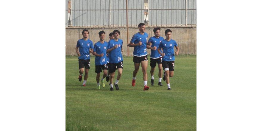 Elazığspor, Bergama Belediyespor maçı hazırlıklarına başladı