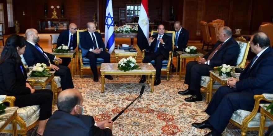İsrail ve Mısır arasında derin bağların temeli atıldı!