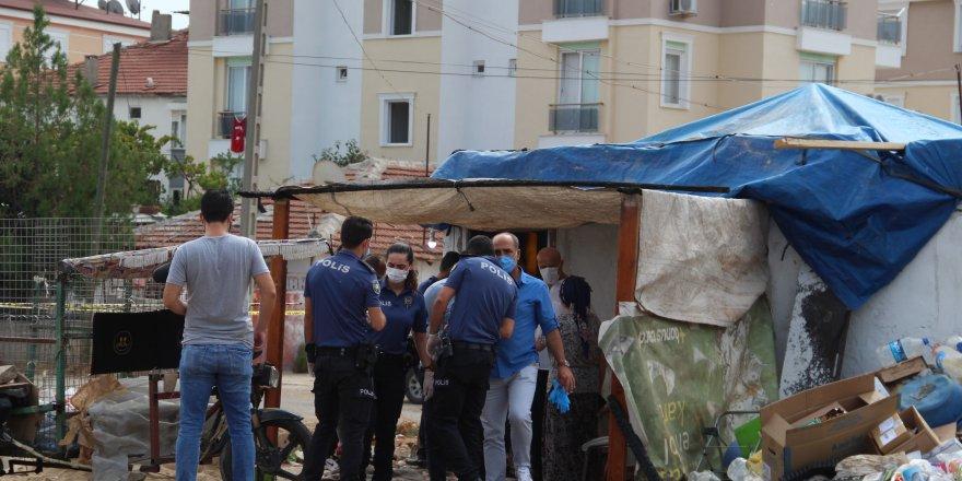 Antalya'da hurdacının sır ölümü !