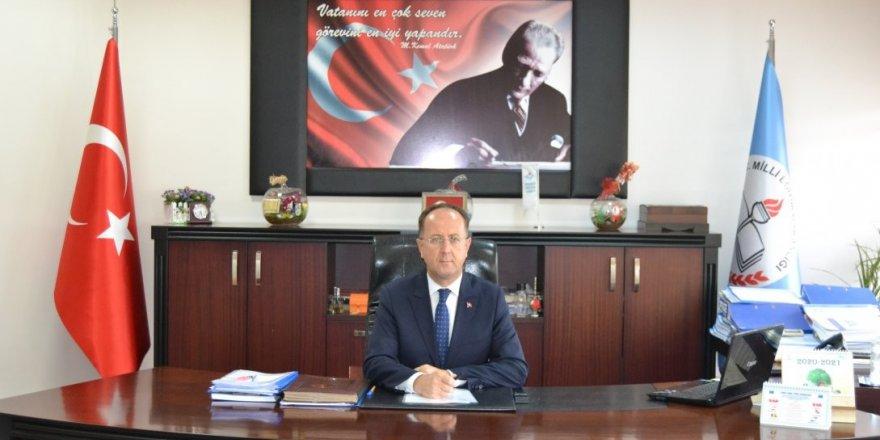 Milli Eğitim Müdürü Kırbaç görevine başladı
