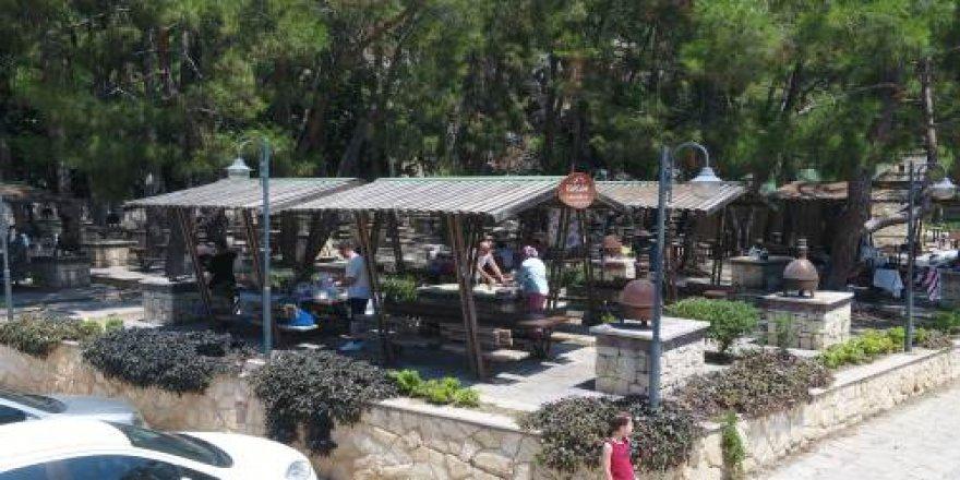 Antalya'da mangal yasağı kalktı !