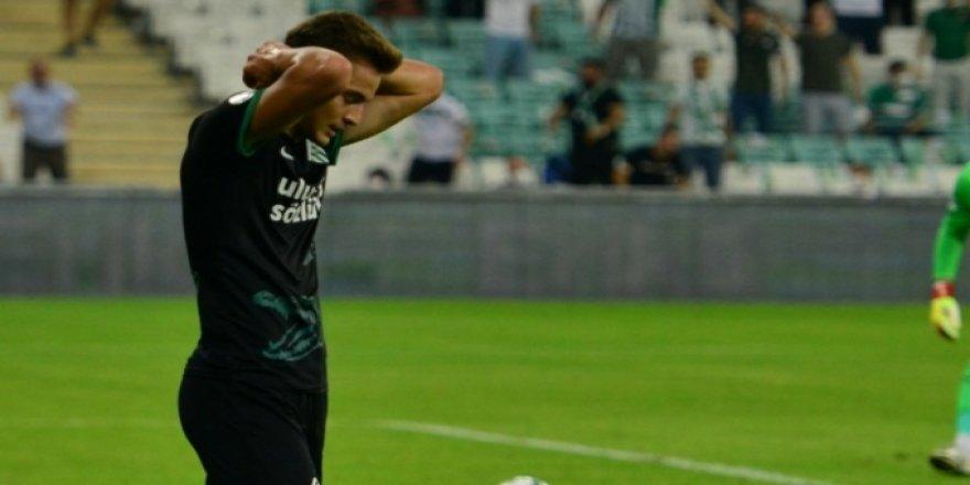 Bursaspor'a toplamda 55 bin TL para cezası