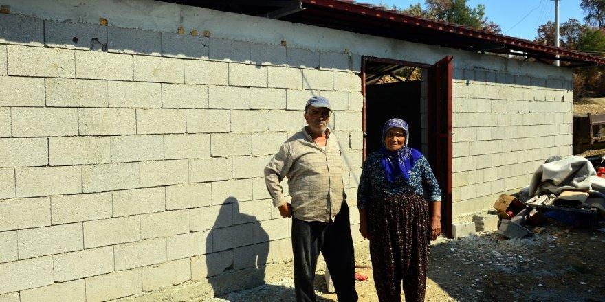 Gönüllüler Manavgat'ta çalışmaya devam ediyor