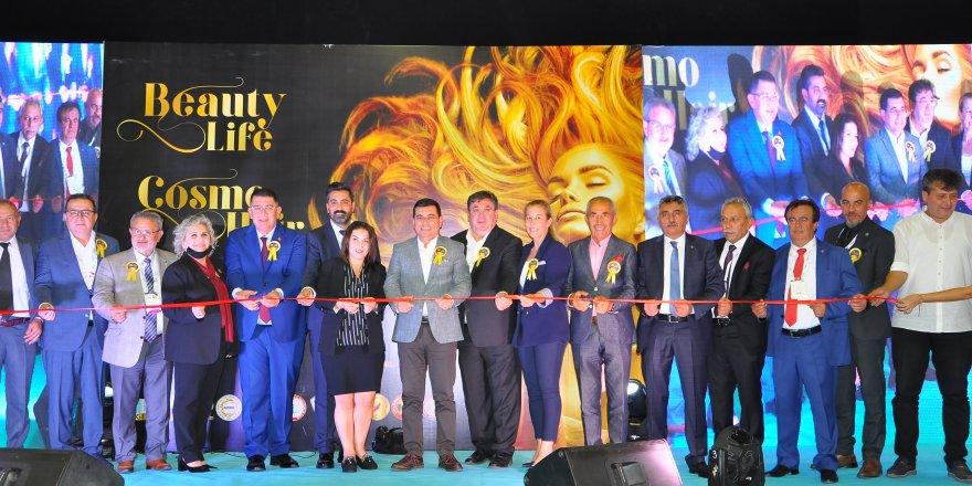 Güzellik ve Estetik Fuarı sektör temsilcilerini buluşturdu