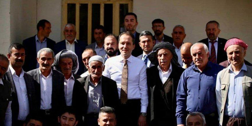 Erbakan Hakkari'de iddialı konuştu