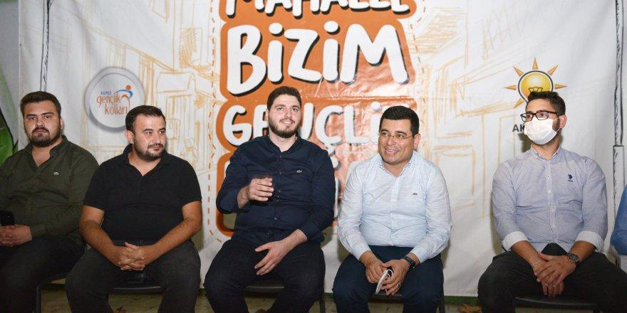 Türkiye'nin en büyük kütüphane Kepez'e kuruluyor
