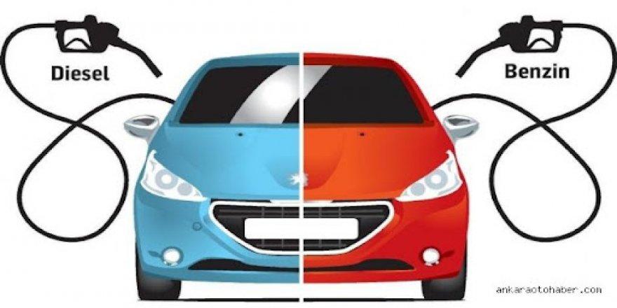 Benzin ve Dizel araçlara ilgi arttı