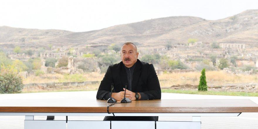 Aliyev'den İran'a çok sert tepki