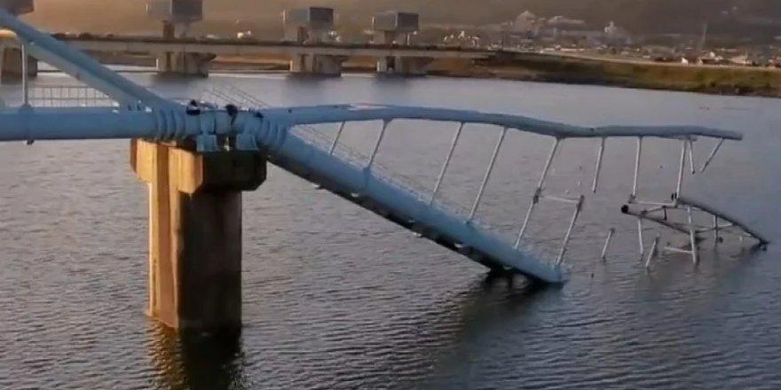 Japonya'da 140 bin kişinin suyu kesildi