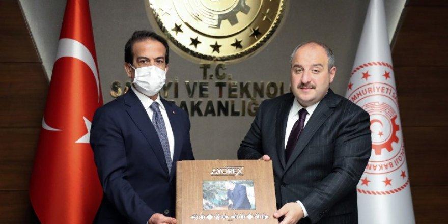 Ankara'ya YÖREX çıkarması