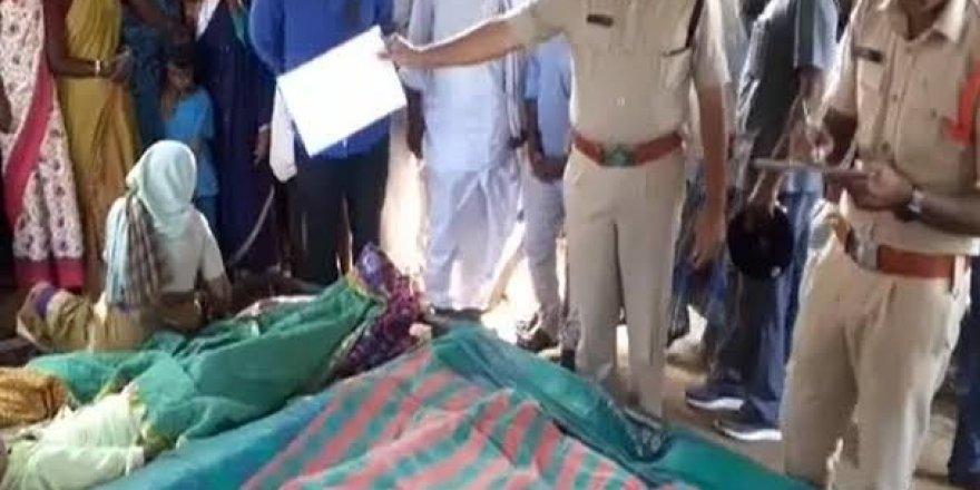 Hindistan'da ev çöktü: 5 ölü