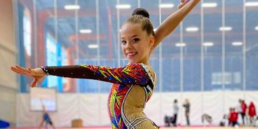 Alisa Akhun TOHM sporcusu oldu