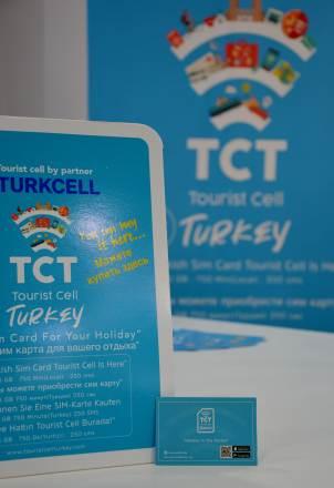 Pandemide turistlerin sim kartı Tourist Cell oldu