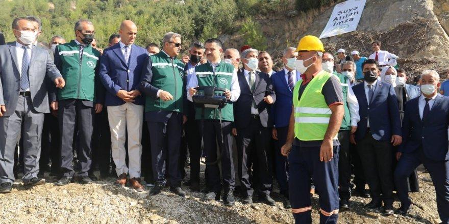 Pamuklu Barajı ekonomiye can verecek