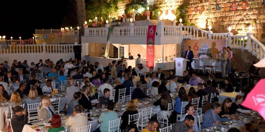 21 ülke 36 şehir festivalde buluştu