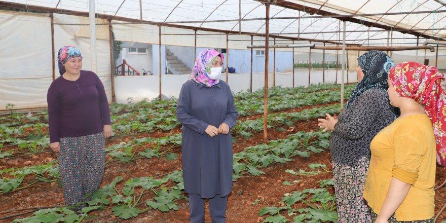 """""""Dünya Kadın Çiftçiler Günü kutlu olsun"""