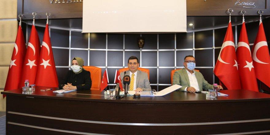 Kepez'den 2022'ye yatırımcı bütçe